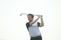 Gerard Dunne (Co. Louth) on the 12th tee during Round 4 of the East of Ireland Amateur Open Championship 2018 at Co. Louth Golf Club, Baltray, Co. Louth on Monday 4th June 2018.<br /> Picture:  Thos Caffrey / Golffile<br /> <br /> All photo usage must carry mandatory copyright credit (&copy; Golffile | Thos Caffrey)