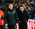 Watford's Marco Silva in action during the premier league match at Selhurst Park Stadium, London. Picture date 12th December 2017. Picture credit should read: David Klein/Sportimage