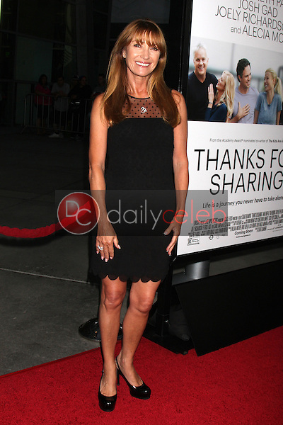 """Jane Seymour<br /> at the """"Thanks For Sharing"""" Los Angeles Premiere, Arclight, Hollywood, CA 09-16-13<br /> David Edwards/Dailyceleb.com 818-249-4998"""
