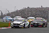 2019 British Touring Car Championship. Race 1. #32 Daniel Rowbottom. Cataclean Racing with Ciceley Motorsport. Mercedes Benz A-Class