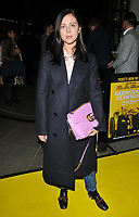 Bel Powley at the &quot;Glengarry Glen Ross&quot; press night, Playhouse Theatre, Northumberland Avenue, London, England, UK, on Thursday 09 November 2017.<br /> CAP/CAN<br /> &copy;CAN/Capital Pictures