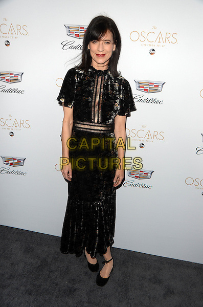 WEST HOLLYWOOD, CA - FEBRUARY 23: Perrey Reeves pictured as Cadillac Celebrates Oscar Week 2017 at Chateau Marmont In West Hollywood, California on February 23, 2017. <br /> CAP/MPI/DE<br /> &copy;DE/MPI/Capital Pictures