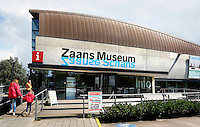 Nederland  Zaanse Schans  2016.  Het Zaans Museum.  Foto Berlinda van Dam / Hollandse Hoogte