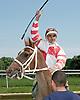 Jose Caraballo aboard Pilfer 5/29/04