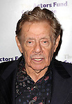 .attending the Actors Fund Gala honoring Harry Belafonte, Jerry Stiller, Anne Meara & David Steiner at the Mariott Marquis Hotel in New York City on 5/21/12