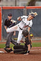180421-Southern Miss @ UTSA Softball