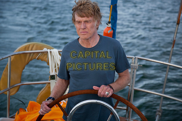 ROBERT REDFORD<br /> in All Is Lost (2013) <br /> *Filmstill - Editorial Use Only*<br /> CAP/FB<br /> Supplied by Capital Pictures
