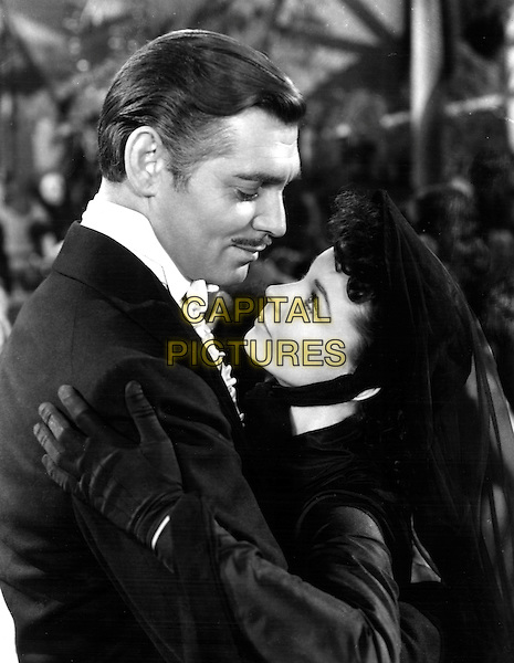 Clark Gable & Vivien Leigh  .in Gone With the Wind.*Filmstill - Editorial Use Only*.CAP/PLF.Supplied by Capital Pictures.