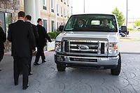 7/28/12 1:35:19 PM - Warminster, PA. -- Andrea & Dan - July 28, 2012 in Warminster, Pennsylvania. -- (Photo by Joe Koren/Cain Images)