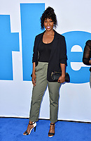 "LOS ANGELES, USA. April 08, 2019: Khalilah Joi at the premiere of ""Little"" at the Regency Village Theatre.<br /> Picture: Paul Smith/Featureflash"