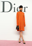 Eriko Hatsune, Jun 16, 2015 : Tokyo, Japan - Eriko Hatsune attends a photocall for the Christian Dior 2015-16 Ready to Wear collection in Tokyo, Japan. (Photo by AFLO)