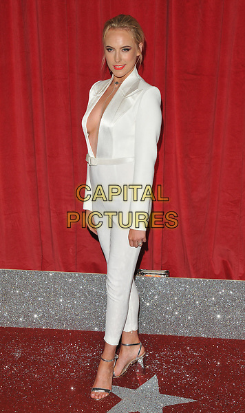 Aisling Jarrett-Gavin at the British Soap Awards 2017, The Lowry Theatre, Pier 8, Salford Quays, Salford, Manchester, England, UK, on Saturday 03 June 2017.<br /> CAP/CAN<br /> &copy;CAN/Capital Pictures