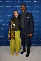 LOS ANGELES, CA - OCTOBER 9: Amatus Sami-Karim, Mahershala Ali, at Porter's Third Annual Incredible Women Gala at The Ebell of Los Angeles in California on October 9, 2018. Credit: Faye Sadou/MediaPunch