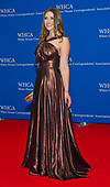 Journalist Tara Palmeri arrives for the 2017 White House Correspondents Association Annual Dinner at the Washington Hilton Hotel on Saturday, April 29, 2017.<br /> Credit: Ron Sachs / CNP