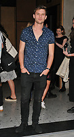 Jeremy Irvine at the Nobu Hotel Shoreditch official launch party, Nobu Hotel Shoreditch, Willow Street, London, England, UK, on Tuesday 15 May 2018.<br /> CAP/CAN<br /> &copy;CAN/Capital Pictures