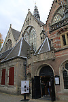 Oude Kerk (old church), Amsterdam, Netherlands