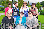 Enjoying the Alps bar-b-que in Darby O'Gills hotel, Killarney on Saturday night were Pauline O'Riordan, Eileen and Pamela Aherne, Kathleen Twomey, Eileen Courtney, Margaret O'Donovan and Bernie Lane. ..............................................................................................