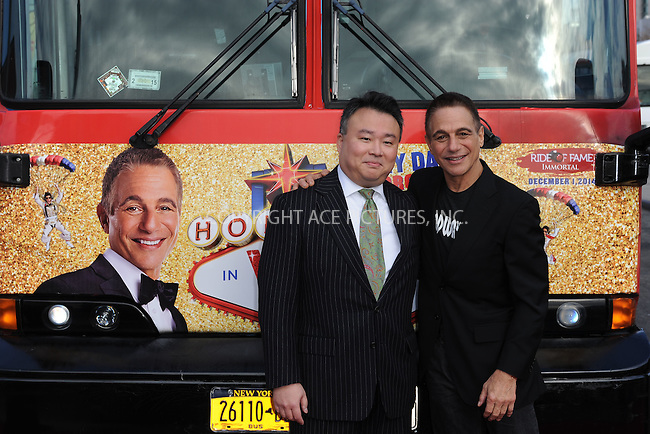 WWW.ACEPIXS.COM<br /> December 1, 2014 New York City<br /> <br /> Tony Danza is honored with Ride of Fame in New York City on December 1, 2014 in New York City.<br /> <br /> Please byline: Kristin Callahan/AcePictures<br /> <br /> ACEPIXS.COM<br /> <br /> Tel: (212) 243 8787 or (646) 769 0430<br /> e-mail: info@acepixs.com<br /> web: http://www.acepixs.com