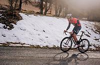Heinrich Haussler (AUS/Bahrain-Merida)<br /> <br /> 76th Paris-Nice 2018<br /> stage 5: Salon-de-Provence &gt; Sisteron (165km)