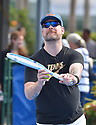 DELRAY BEACH, FL - NOVEMBER 24: David Cook attends the 30TH Annual Chris Evert Pro-Celebrity Tennis Classic Day3 at the Delray Beach Tennis Center on November 24, 2019 in Delray Beach, Florida.  ( Photo by Johnny Louis / jlnphotography.com )