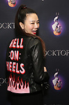 """Yoka Wao attending the Broadway Opening Night Performance of  """"Rocktopia"""" at The Broadway Theatre on March 27, 2018 in New York City."""