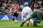 Athletic Club Inigo Cordoba during La Liga match between Real Madrid and Athletic Club at Santiago Bernabeu Stadium in Madrid. April 19, 2017. (ALTERPHOTOS/Borja B.Hojas)