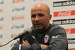 Selección 2014 Amistoso Chile vs Mexico - Conferencia de Prensa