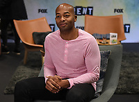 "RENT: JAN 15, 2019: Brandon Victor Dixon attends FOX'S ""RENT"" Sing-Along YouTube Event at the YouTube Space on January 15, 2019, in Los Angeles, California. (Photo by Frank Micelotta/Fox/PictureGroup)"