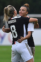 Martina Rosucci (Juventus) celebring after score the goal<br /> <br /> <br /> Roma 24/11/2019 Stadio Tre Fontane <br /> Football Women Serie A 2019/2020<br /> AS Roma - Juventus <br /> Photo Andrea Staccioli / Insidefoto