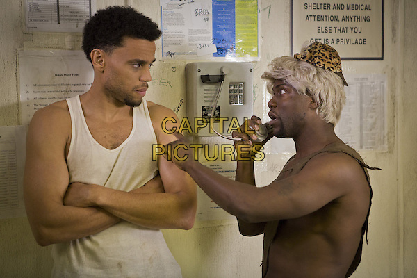 Michael Ealy, Kevin Hart<br /> in Think Like a Man Too (2014) <br /> *Filmstill - Editorial Use Only*<br /> CAP/FB<br /> Image supplied by Capital Pictures