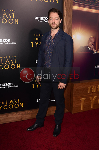 "Richard Rankin<br /> at ""The Last Tycoon"" Red Carpet Premiere Screening, Harmony Gold Theater, Los Angeles, CA 07-27-17<br /> David Edwards/DailyCeleb.com 818-249-4998"