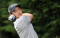 Jin Jeong - BMW Golf at Wentworth - Day 2 - 22/05/15 - MANDATORY CREDIT: Rob Newell/GPA/REX -