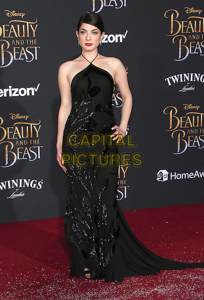 02 March 2017 - Hollywood, California - Niki Koss. Disney's &quot;Beauty and the Beast' World Premiere held at El Capitan Theatre.   <br /> CAP/ADM/FS<br /> &copy;FS/ADM/Capital Pictures
