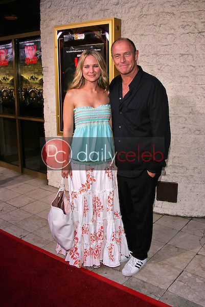 Sharon Case and Corbin Bernsen<br />