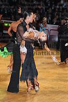 International Championships held in Royal Albert Hall, London, United Kingdom. Thursday, 21. October 2010. ATTILA VOLGYI<br /> Published on DanceSport Info do not copy!