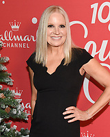 "20 November 2019 - Hollywood, California - Michelle Vicary. Hallmark Channel's 10th Anniversary Countdown to Christmas - ""Christmas Under the Stars"" Screening and Party. Photo Credit: Billy Bennight/AdMedia"