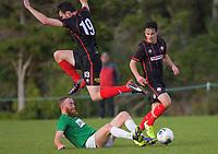 200628 Central League Football - Western Suburbs v Wairarapa United