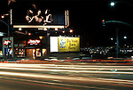 Crosby, Stills and Nash billboard, Sunset Strip, 1977