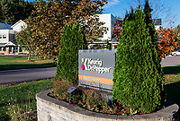 Keurig Dr Pepper corporate headquarters, Waterbury, Vermont, USA.