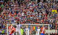 Harrison, N.J. - Friday September 01, 2017: American Outlaws during a 2017 FIFA World Cup Qualifying (WCQ) round match between the men's national teams of the United States (USA) and Costa Rica (CRC) at Red Bull Arena.