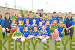 BLITZ: The Ballymac U8's team enjoying the John Mitchels blitz on Saturday pictured Roland Rogers, Jack Tobin, Darragh Leen, Marie McDonnell, David Rogers, Tony Duggan, Luke Griffin, Siobhan Griffin, A?ine Rice, Brain Cassidy, Liam O'Brien, Darragh Broderick, Liam Joy, Jack Joy, Jonathan Lowe, Tim Pollmann Daamen, Sean Horan, Seamus Baily, Adam Joy, Niamh Rahilly, Dara Brosnan, Sean Pollmann Daamen, Eoin Culloty, Cathal Culloty, Amy Pollmann Daamen and Sean Rice.