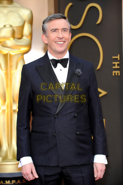 HOLLYWOOD, CA - MARCH 2: Steve Coogan arriving to the 2014 Oscars at the Hollywood and Highland Center in Hollywood, California. March 2, 2014. <br /> CAP/MPI/COR<br /> &copy;Corredor99/ MediaPunch/Capital Pictures