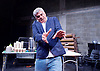 Living With the Lights On <br /> by Mark Lockyer <br /> at the Young Vic Theatre, Maria studio, London, Great Britain <br /> 7th December 2016 <br /> press photocall <br /> <br /> Mark Lockyer <br /> <br /> Photograph by Elliott Franks <br /> Image licensed to Elliott Franks Photography Services
