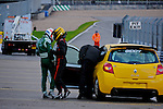 Jonathan Adam & Jake Giddings - FML Renault Clio Cup UK