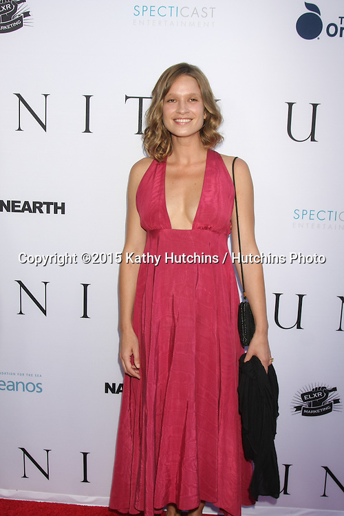 "LOS ANGELES - JUN 24:  Amy Ferguson at the ""Unity"" Documentary World Premeire at the Director's Guild of America on June 24, 2015 in Los Angeles, CA"