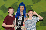 Holly Hagan from MTV show Geordie Shore who was special guest at the teenage disco at Earth Night Club Drogheda. Photo:Colin Bell/pressphotos.ie