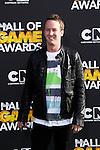 SANTA MONICA, CA - FEB 18: Steve McCann at the 2012 Cartoon Network Hall of Game Awards at Barker Hangar on February 18, 2012 in Santa Monica, California