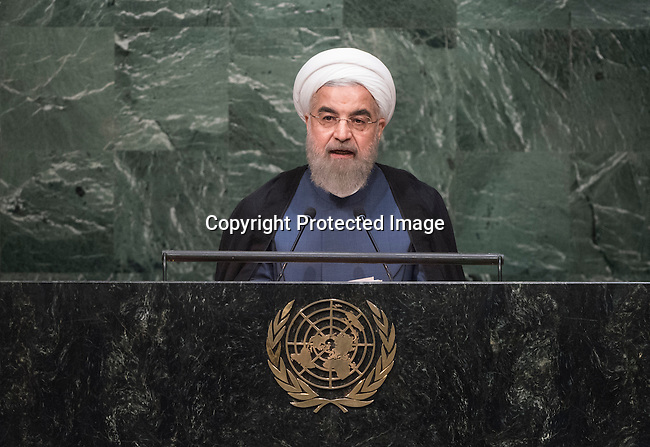 Address by His Excellency Hassan Rouhani, President of the Islamic Republic of Iran