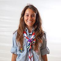 Scout from Turkiye. Photo: Jonas Elmqvist/Scouterna