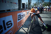 post-race fatigue<br /> <br /> Fl&egrave;che Wallonne F&eacute;minine 2015